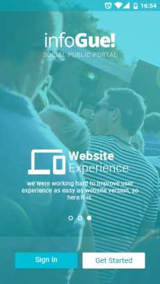 Web Experience